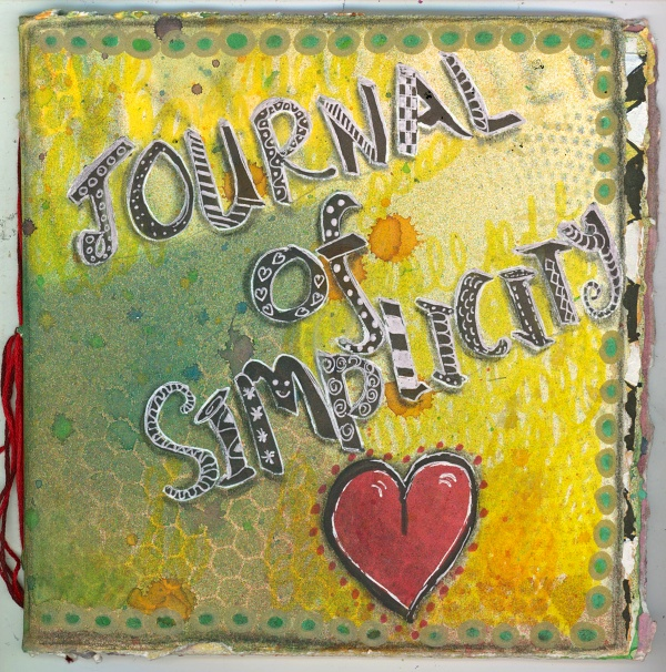 Hand made journal